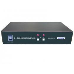 Shinybow - SB-1110 - 2x8 VGA Switcher + VGA Distribution Amplifier