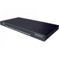 Shinybow - SB-3710 - 1:4 Shinybow Digital/analog Audio Distribution Amplifier Splitter
