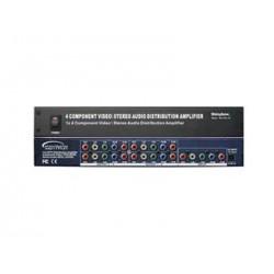 Shinybow - SB-3730-700 - 1x4 Component Video(YPbPr)/Audio Splitter