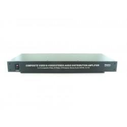 Shinybow - SB-3737SV - 1x8 SV/Video/Audio/Digital Distribution Amplifier