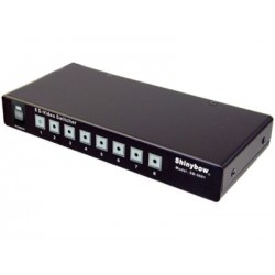 Shinybow - SB-5440SV - 8x1 S-Video Switcher