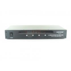 Shinybow - SB-5654 - 1:4 HDMI Distribution Amplifier V1.3b