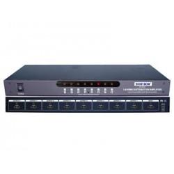 Shinybow - SB-5658 - 1:8 HDMI Distribution Amplifier V1.3b