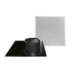 Hall Research - SPK-25W2X2-8 - Hallresearch Ceiling Tile Speaker 2x2ft/25 Watt/8 Ohm