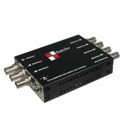 Avenview - SPLIT-HDSDI-6-RS - 1x6 Port HD/SD-SDI Video Splitter/Distribution Amplifier (Reclocking)