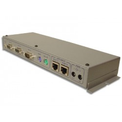 Hall Research - U97-H2 - Dual Video Head KVM and Audio and Serial over UTP extension