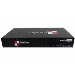 Avenview - HDM-C5XD-SR - 1 X 2 HDMI Transceiver with Loop In / Out over Single CAT5
