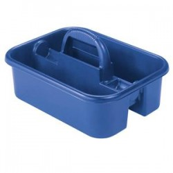 Akro-Mils / Myers Industries - 09185BLUEAM - Akro-Mils Tote Caddy, Blue