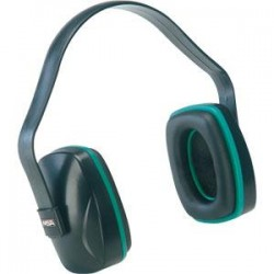 MSA - 10061273MSA - MSA Economuff Earmuffs, Multi-Position, NRR 24 (Over-the-Head); NRR 23 (Behind-the-Head or Under-the-Chin)