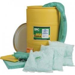 Brady - 107799SPC - SPC Hazwik Chemical Drum Spill Kit