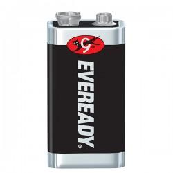 Energizer - 1222SWEN - Eveready Super Heavy Duty 9V Batteries, 1/Pkg