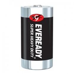 Energizer - 1250SW2EN - Eveready Super Heavy Duty D Batteries, 2/Pkg