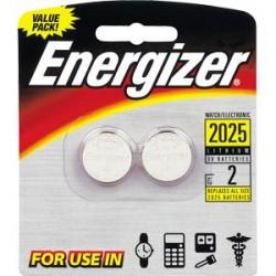Energizer - 2032BP2EN - Energizer 2032 Batteries, 2/Pkg