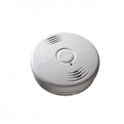 Kidde Fire and Safety - 21010161 - P3010B Kidde DC Photo Smoke with Voice Ten Year Sealed Bedroom Clam (21010161)