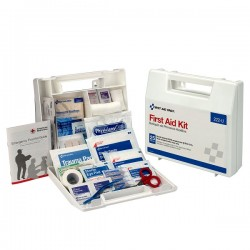 First Aid Only - 222UAC - 10-Person Bulk First Aid Kit w/ Dividers