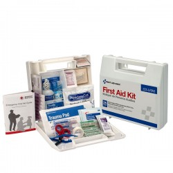 First Aid Only - 223UFAOAC - 25-Person Bulk First Aid Kit w/ Dividers
