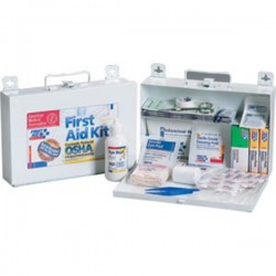 First Aid Only - 224FAC - 25-Person Bulk First Aid Kit w/ CPR Shield