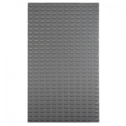 Akro-Mils / Myers Industries - 30161AM - Akro-Mils Louvered Panel, 36L x 61H x 5/16W, Gray