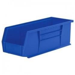 Akro-Mils / Myers Industries - 30234GREENAM - Akro-Mils AkroBins Standard Storage Bin, 14 3/4L x 5H x 5 1/2W, Green