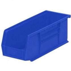Akro-Mils / Myers Industries - 30235BLACKAM - Akro-Mils AkroBins Standard Storage Bin, 10 7/8L x 5H x 11W, Black