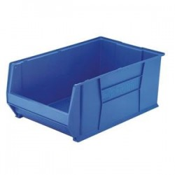 Akro-Mils / Myers Industries - 30290YELLOAM - Akro-Mils Super-Size AkroBins Storage Bins, 29 1/4L x 12H x 18 3/8W, Yellow