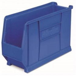 Akro-Mils / Myers Industries - 30292YELLOAM - Akro-Mils Super-Size AkroBins Storage Bins, 29 7/8L x 10H x 11W, Yellow
