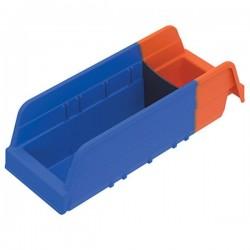 Akro-Mils / Myers Industries - 36442BLUEAM - Akro-Mils Indicator Storage Bin, 11 5/8L x 4H x 4 1/4W, Blue