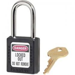 Master Lock - 410GRNML - Master Lock 410 Zenex Thermoplastic Safety Padlock, Green