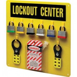 Brady - 43799BY - Brady Economy Lockout Center