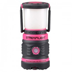 Streamlight - 44944SL - Streamlight The Siege Alkaline Lantern, 3 AA-Cell, 5 7/16 x 2 3/8, Pink