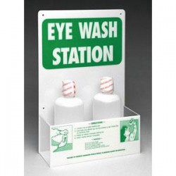 Brady - 45416BY - Brady Eyewash Station/Sign