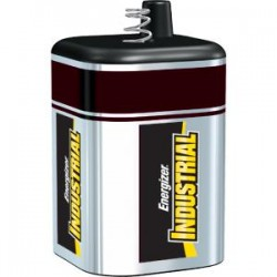 Other - 6VBATEN - Energizer Industrial 6V Alkaline Lantern Battery, 1/Pkg