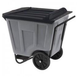 Akro-Mils / Myers Industries - 76491GREENAM - Akro-Mils Akro-Cart Bulk Material Cart, Green