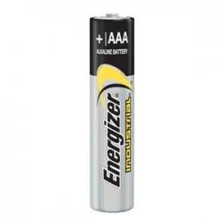 Energizer - AAABATEN - Energizer Industrial AAA Alkaline Batteries, 24/Pkg