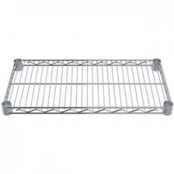 Akro-Mils / Myers Industries - AWS2460SHELFAM - Akro-Mils QS - Horizontal Wire Shelf, 24 x 60