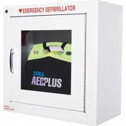 Zoll Medical - CABMWZ - Zoll AED Metal Wall Cabinet w/ Alarm