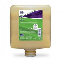 Deb - CIT2LTSK - Deb Group Refresh Kresto Citrus Super Heavy Duty Hand Cleanser, 2 L Refills, 4/Case