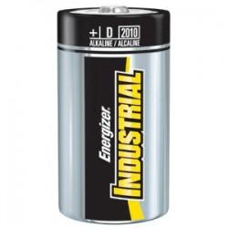 Energizer - DBATEN - Energizer Industrial D Alkaline Batteries, 12/Pkg