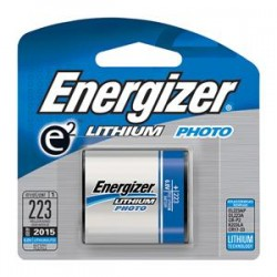 Energizer - EL223APBPEN - Energizer 223 Lithium Photo/Camera Battery