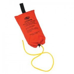 Coleman Company - I023ORGST - Stearns Ring Buoy Rope w/ Bag, 3/8 x 90'