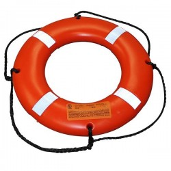 Coleman Company - I024ORGST - Stearns Ring Buoy, Reflective, 24