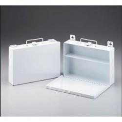First Aid Only - M5021AC - 36-Unit Empty Case w/ Gasket, Metal, 13 1/2L x 9 1/6H x 2 3/8W