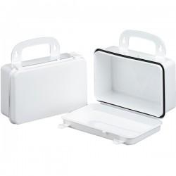 First Aid Only - M5032AC - 10-Unit Empty Case w/ Gasket, Plastic, 7 11/16L x 4 9/16H x 2 3/8W