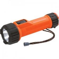 Energizer - MS2DLEDEN - Energizer Intrinsically Safe LED Flashlight, 2D