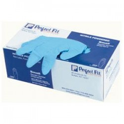 Honeywell - PSDNI8XLHW - Honeywell PowerCoat Disposable Nitrile Gloves, X-Large