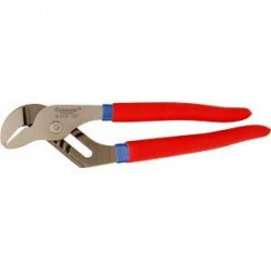 """Apex Tool - R27CVCT - Crescent Tongue & Groove Pliers, Crescent Tongue & Groove Pliers, Straight Jaw, 7"""" (1 1/8"""" Jaw Opening)"""