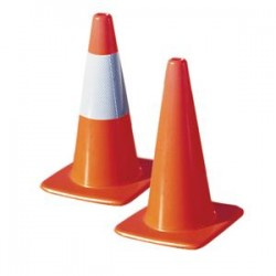 TruForce - TC12TF - TruForce Economy Traffic Cone, 12, 1.5 lb