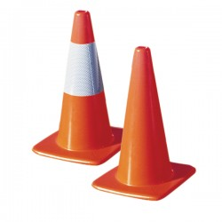 TruForce - TC18TF - TruForce Economy Traffic Cone, 18, 2 lb