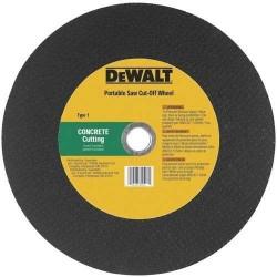 Dewalt - DW8039 - 14-Inch x 3/16-Inch x 1-Inch Pin Hole Green Concrete/Asphalt Road Saw Cutoff Wheel