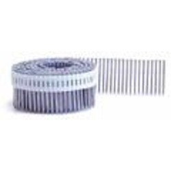 Other - 081930 - 2-1/4-Inch x .099 Electro Galvanized Screw Shank Plastic Duo Fast Type Sheet Coil Nails - 7, 200